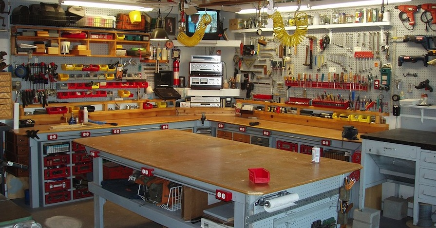 Improve Your Workshop With These 5 Projects The Diy Life