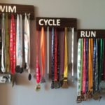 hanger for your race medals