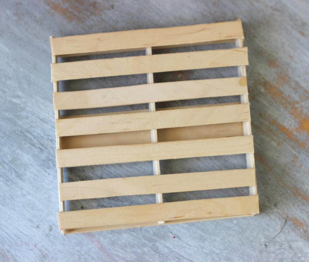 completed pallet