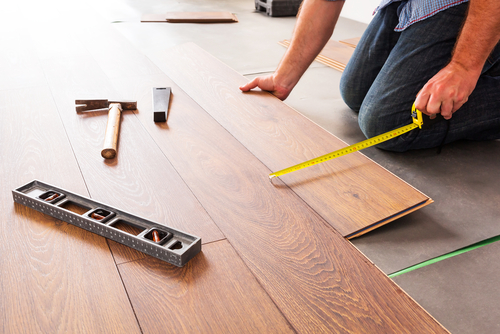 Install Laminate Wood Flooring Yourself, How To Install Laminate Plank Flooring