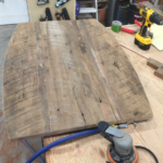 table top surface
