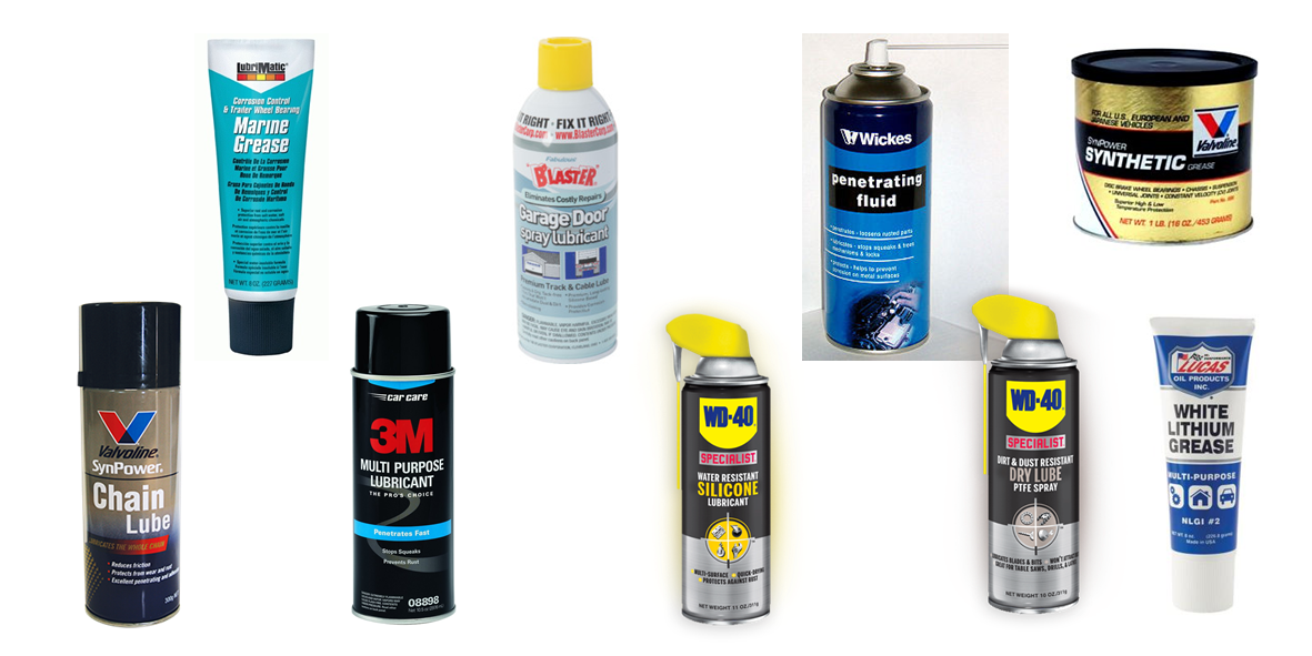 which lubricant to use