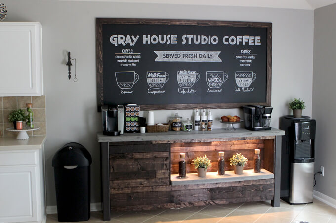 coffee station main