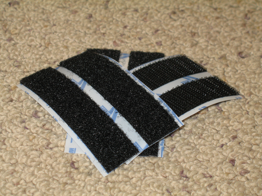 velcro hook and loop strips