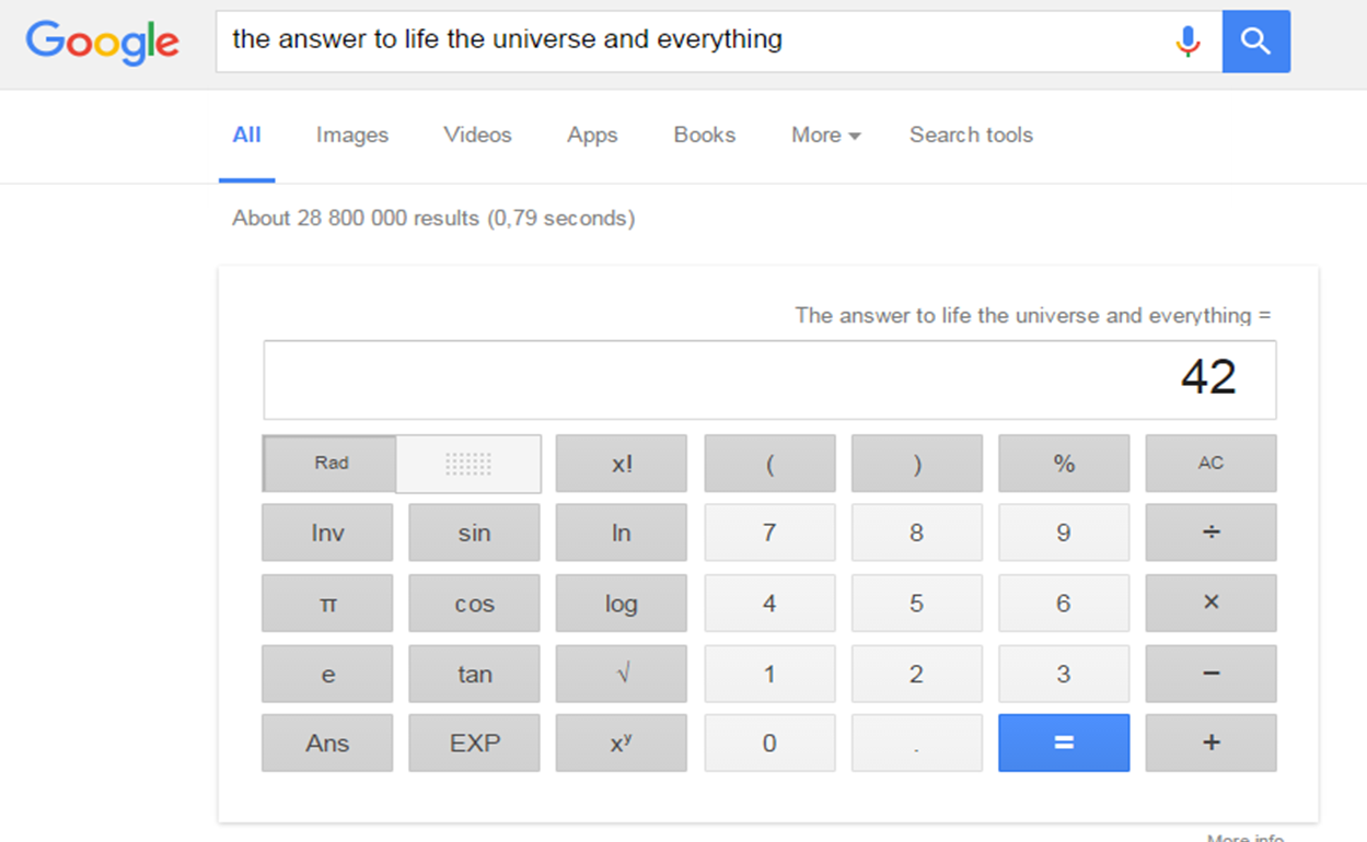 the-answer-to-life-the-universe-and-everything