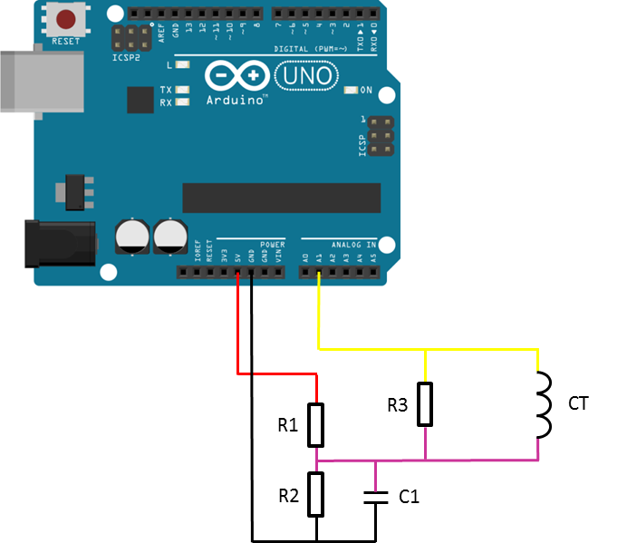 posted on november 14, 2016 november 14, 2016 simple arduino home energy  meter