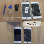 how to replace an iphone screen