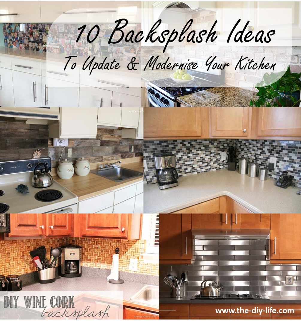 10 backsplash ideas pinterest
