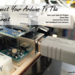 connect your arduino to the internet