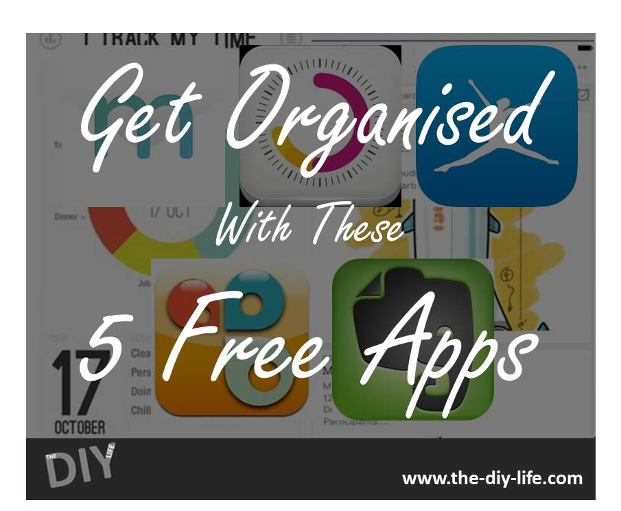 get organised with these apps pinterest