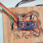 connections for programming the arduino