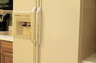give appliances an update with stainless steel paint