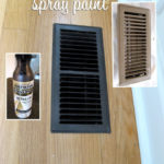 make your old air vents look new again