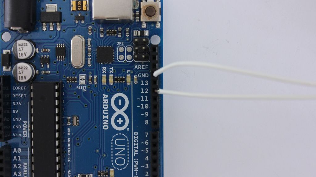 connecting control board to arduino