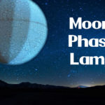 Arduino Based Phases Of The Moon Lamp