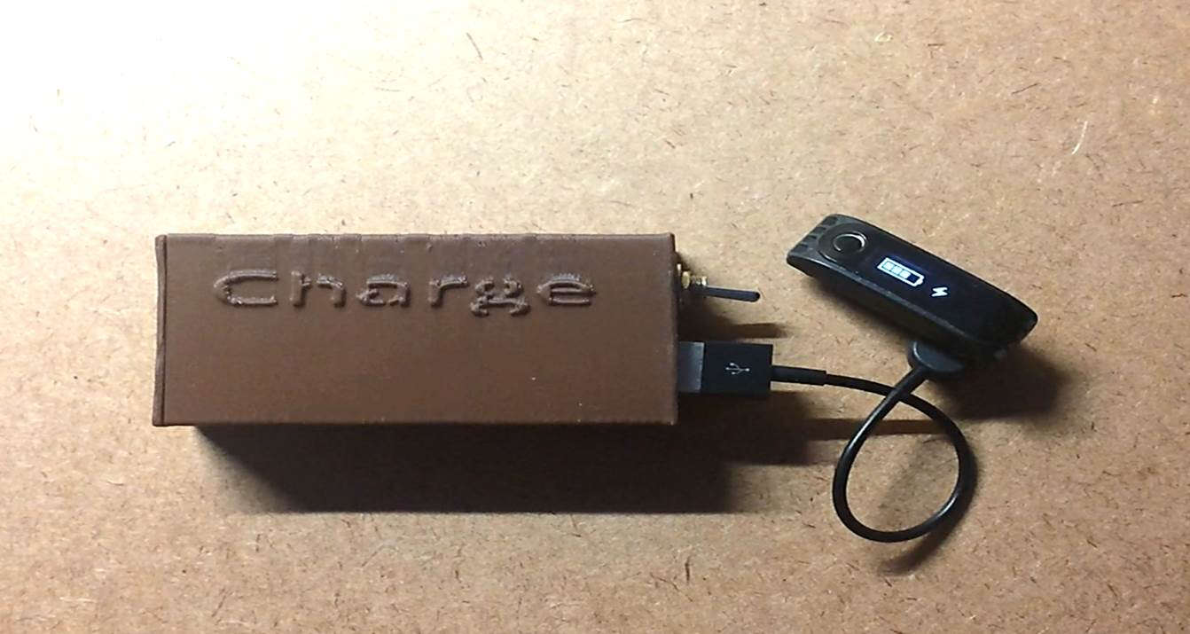 Super Simple 5V USB Emergency Charger