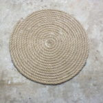 Make Your Own Jute Rope Rug