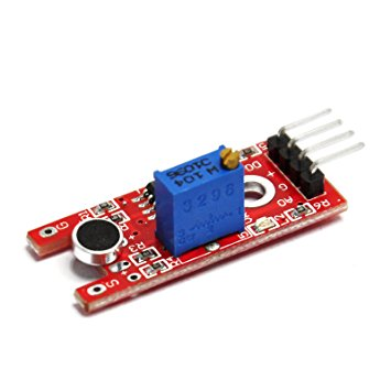 Sound Level Microphone Detection Module