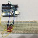 ADXL345 Breadboard Connection 1