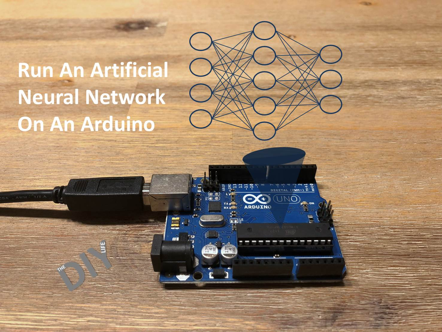 Running An Artifical Neural Network On An Arduino Uno