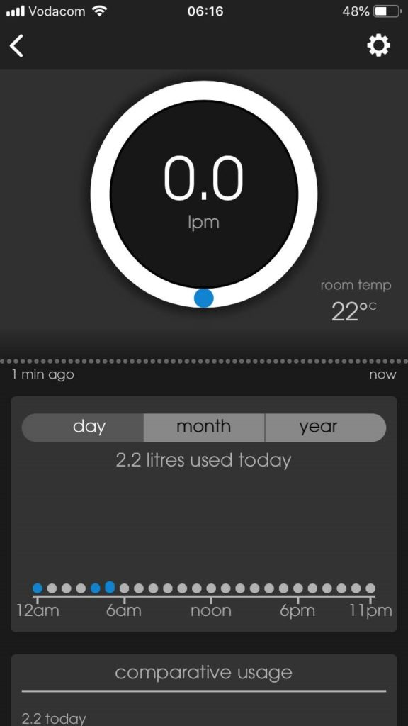 App Detailed View Top