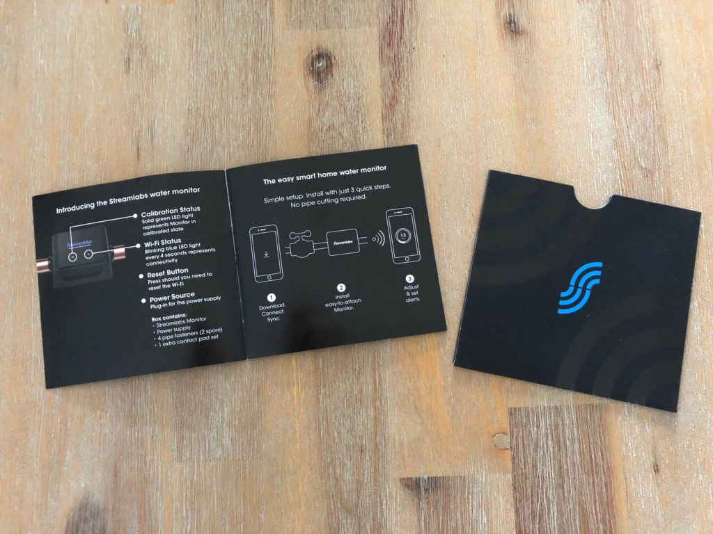 User Manual Booklet