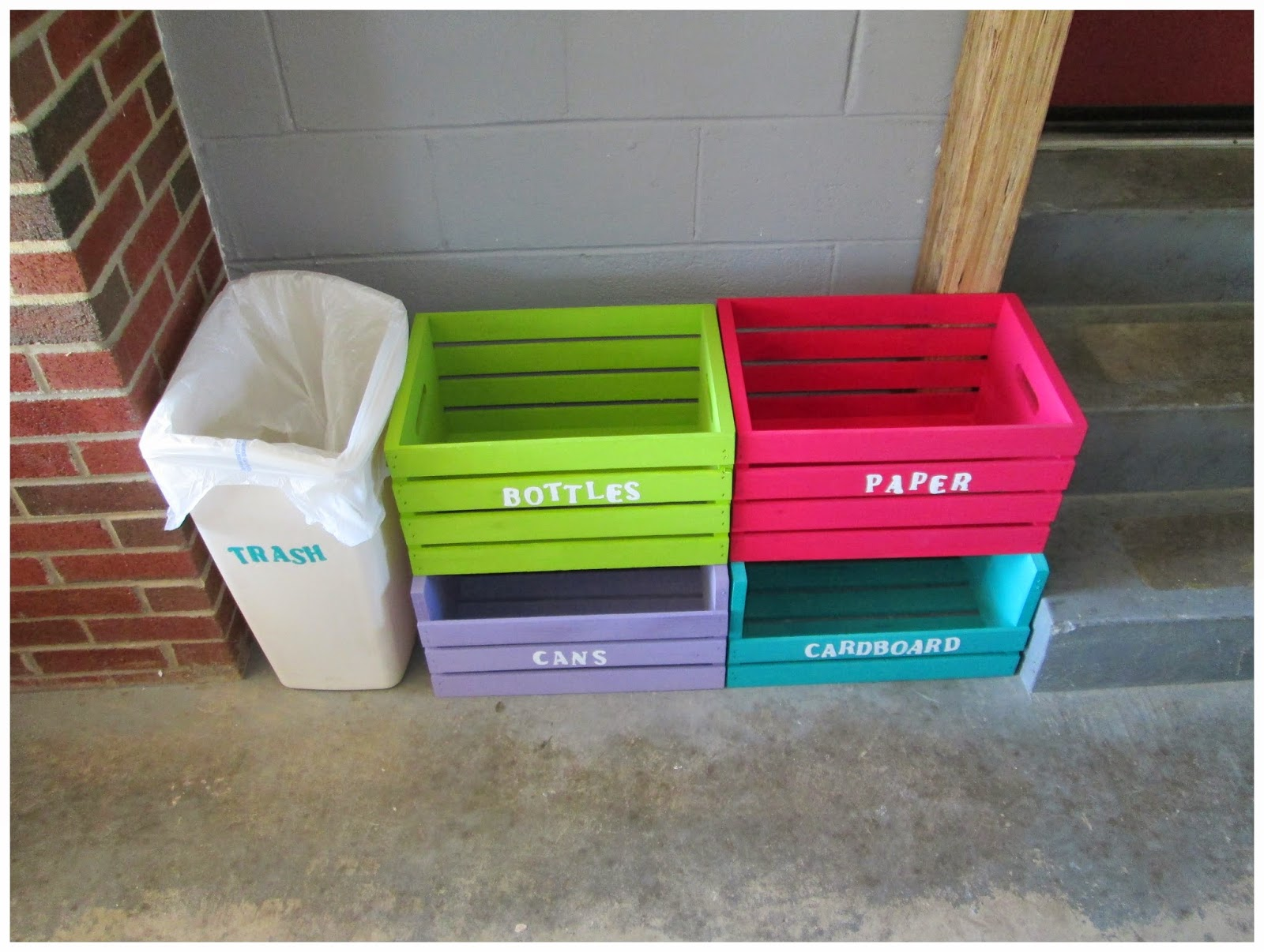 Make Your Own Home Recycling Centre