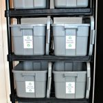 Plastic Strage Container Recycling Station