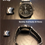 How To Resize A Watch Strap, Make It Smaller Or Larger