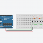 Multiple Push Buttons On One Arduino Input