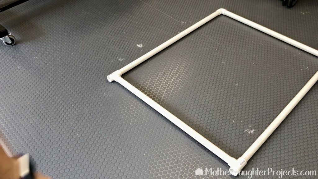 PVC Screen Frame