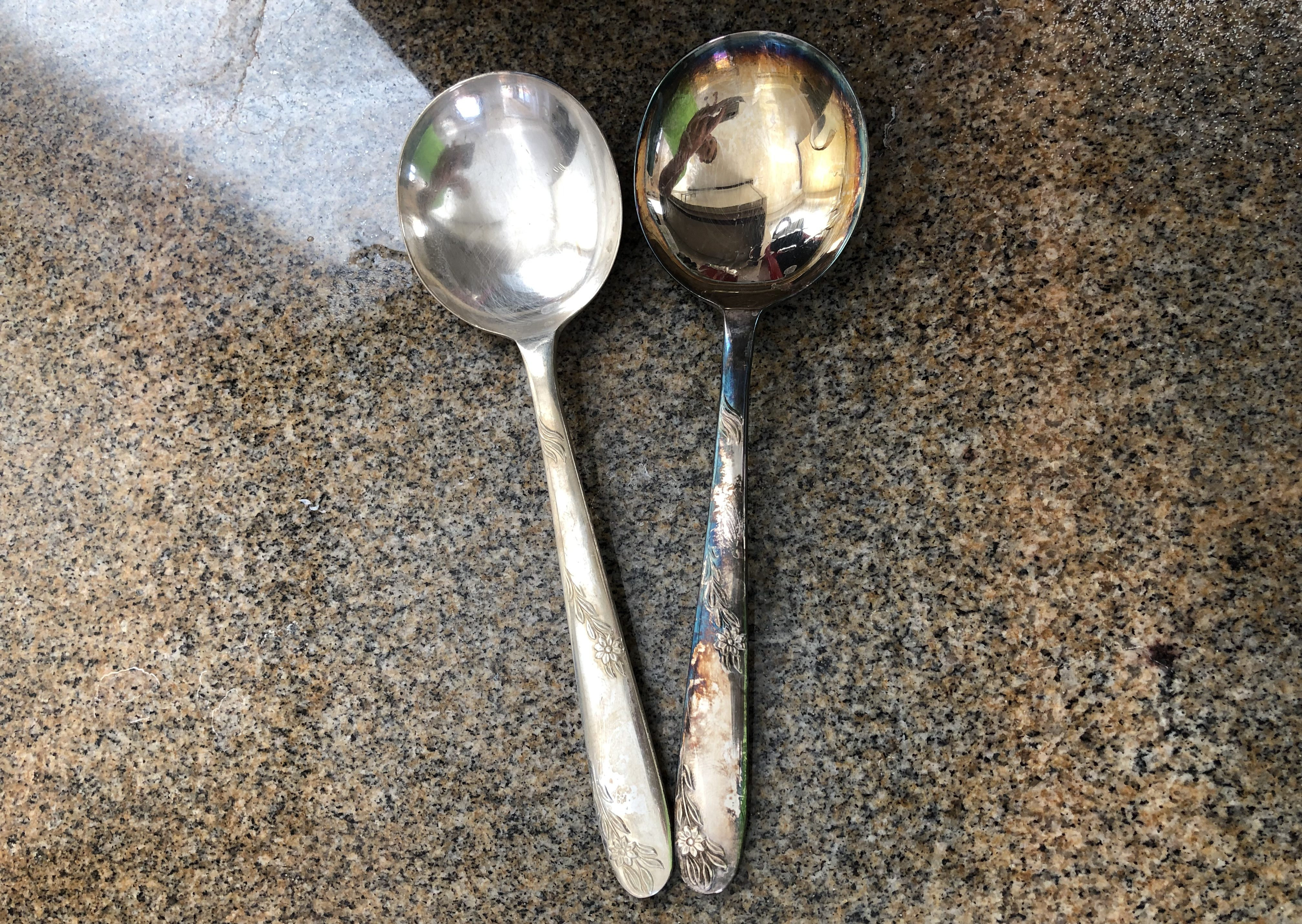 Clean Your Silver Cutlery Easily Without Any Polish, Scrubbing Or Rubbing