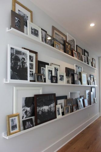 picture frame shelf large