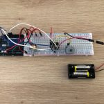 Driving A DC Motor With Arduino Using An L293D Motor Driver