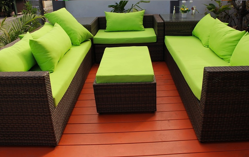 Renew Your Old Patio Furniture Set And Cushions - Make Them Look Brand New Again