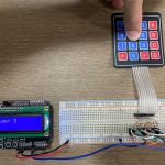 Connect A 4×4 Keypad To One Arduino Input