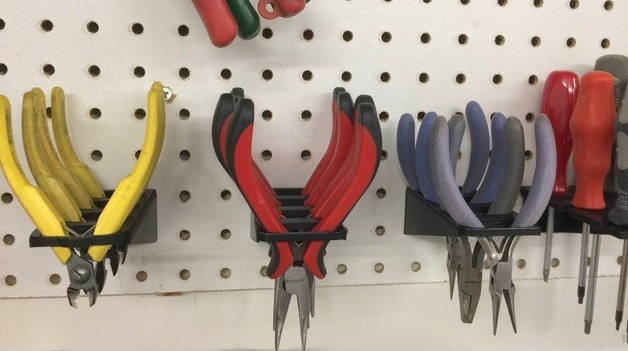 3D Printed Pliers Holder