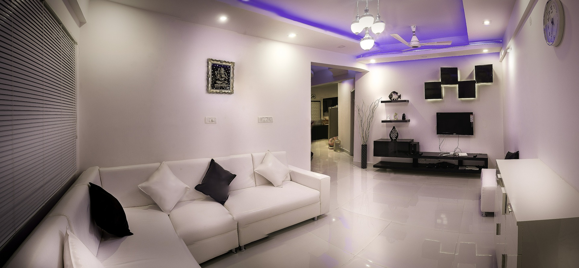 Home Design Around Lighting