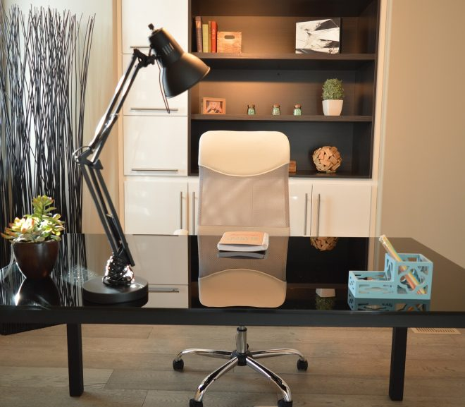 Pro Tips For A Home Office Makeover