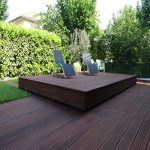 Sliding Deck Pool Cover Closed