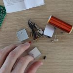 Tesla Coil PCB Components In DIY Kit From Wish