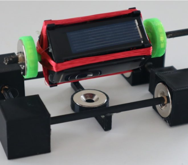 Make Your Own Solar Powered Mendocino Motor