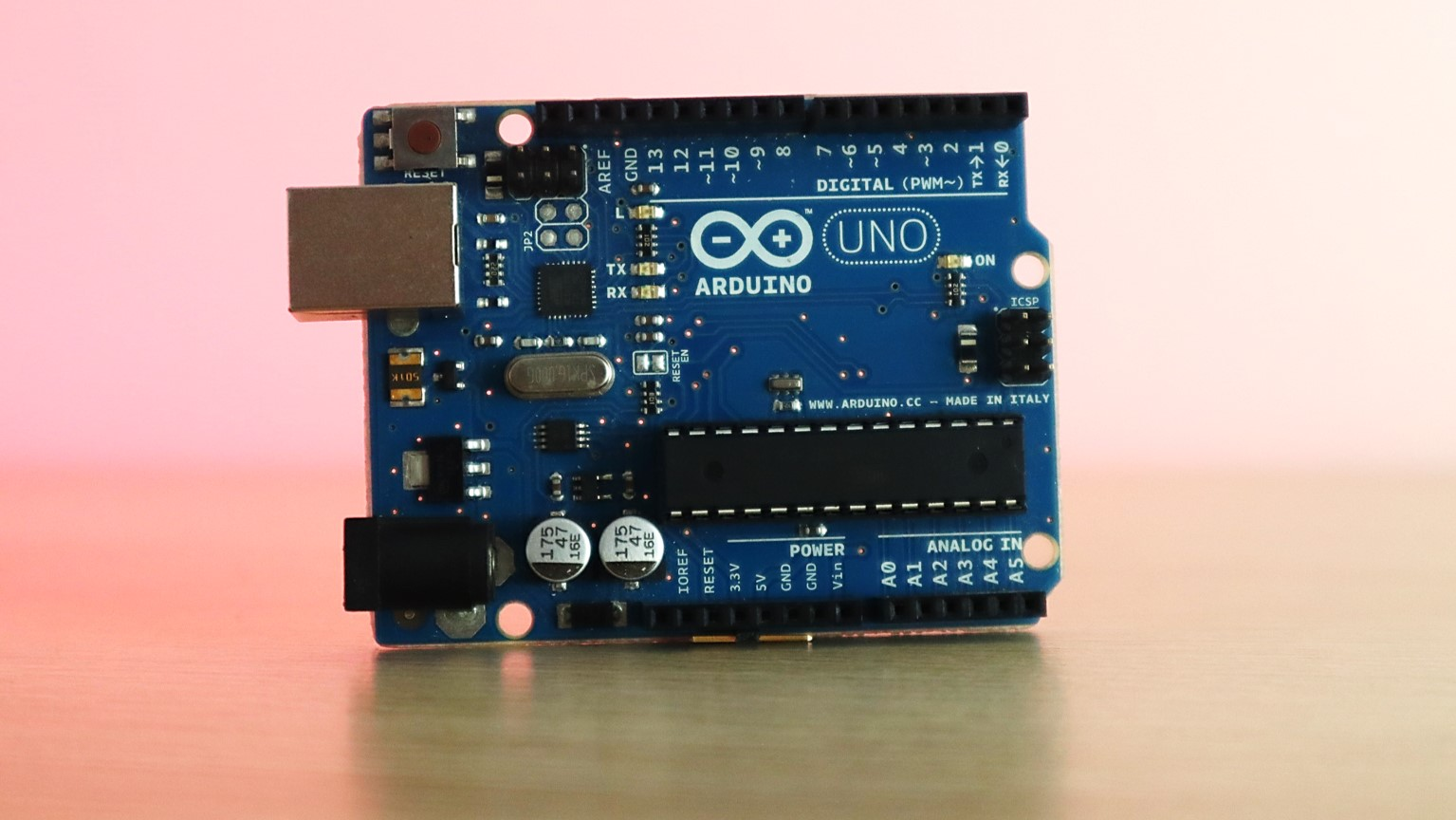 Arduino Projects & Sketches