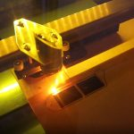 Laser Cutting The Components