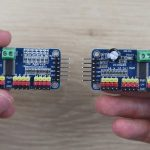 Create a Ribbon Cable To Join Boards Together