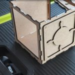 Gluing The Box Sides Together