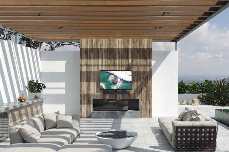 Outdoor TV System
