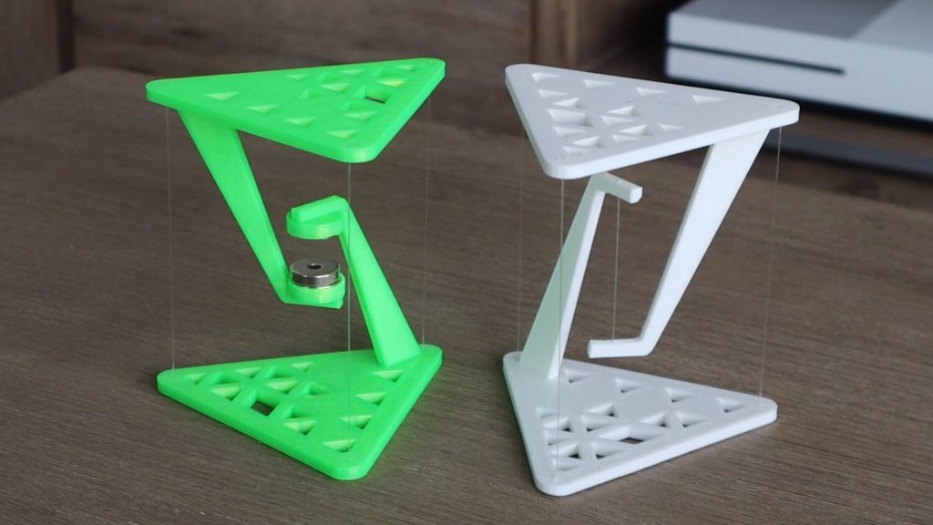 Both 3D Printed Tables Complet