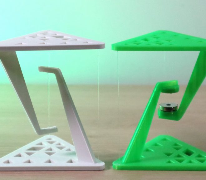 Make Your Own 3D Printed Tensegrity Tables