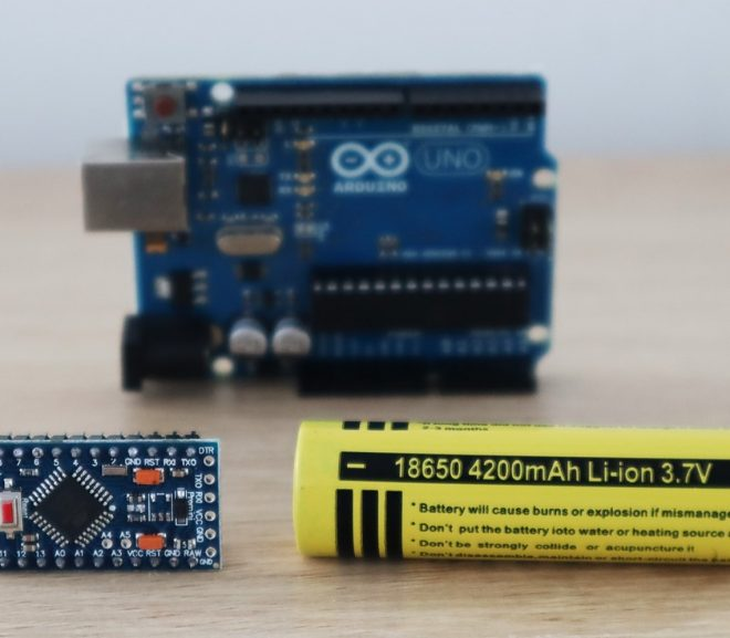 Can An Arduino Run For A Year On A Single Battery